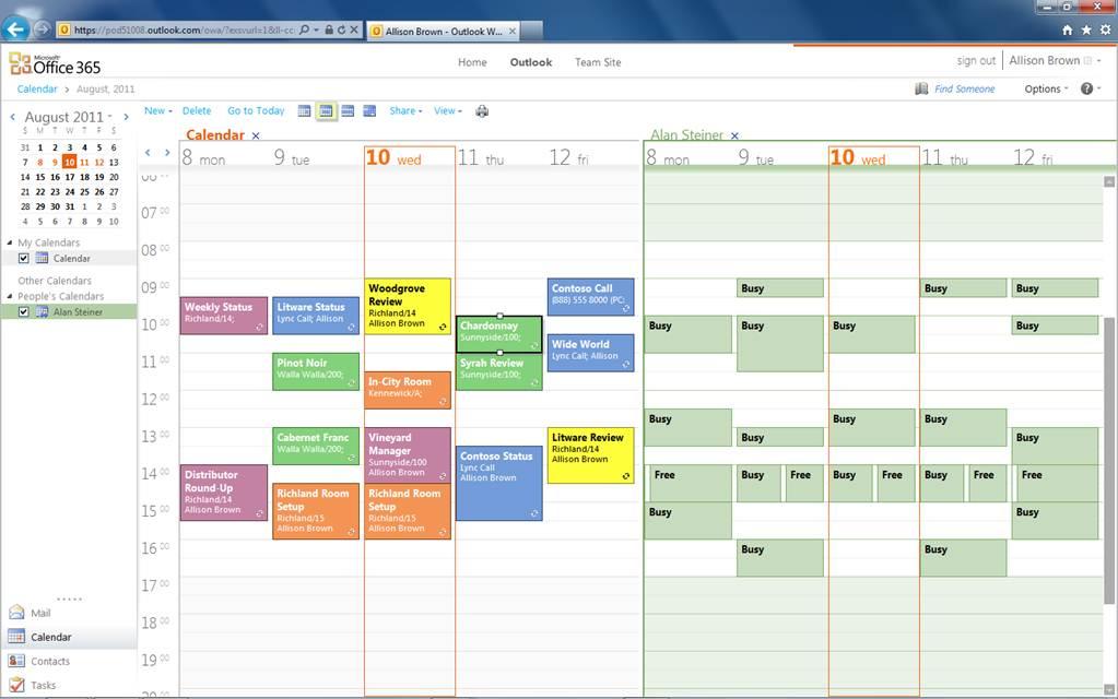 exchange online erm glicht mobilen zugriff auf e mails und kalender. Black Bedroom Furniture Sets. Home Design Ideas